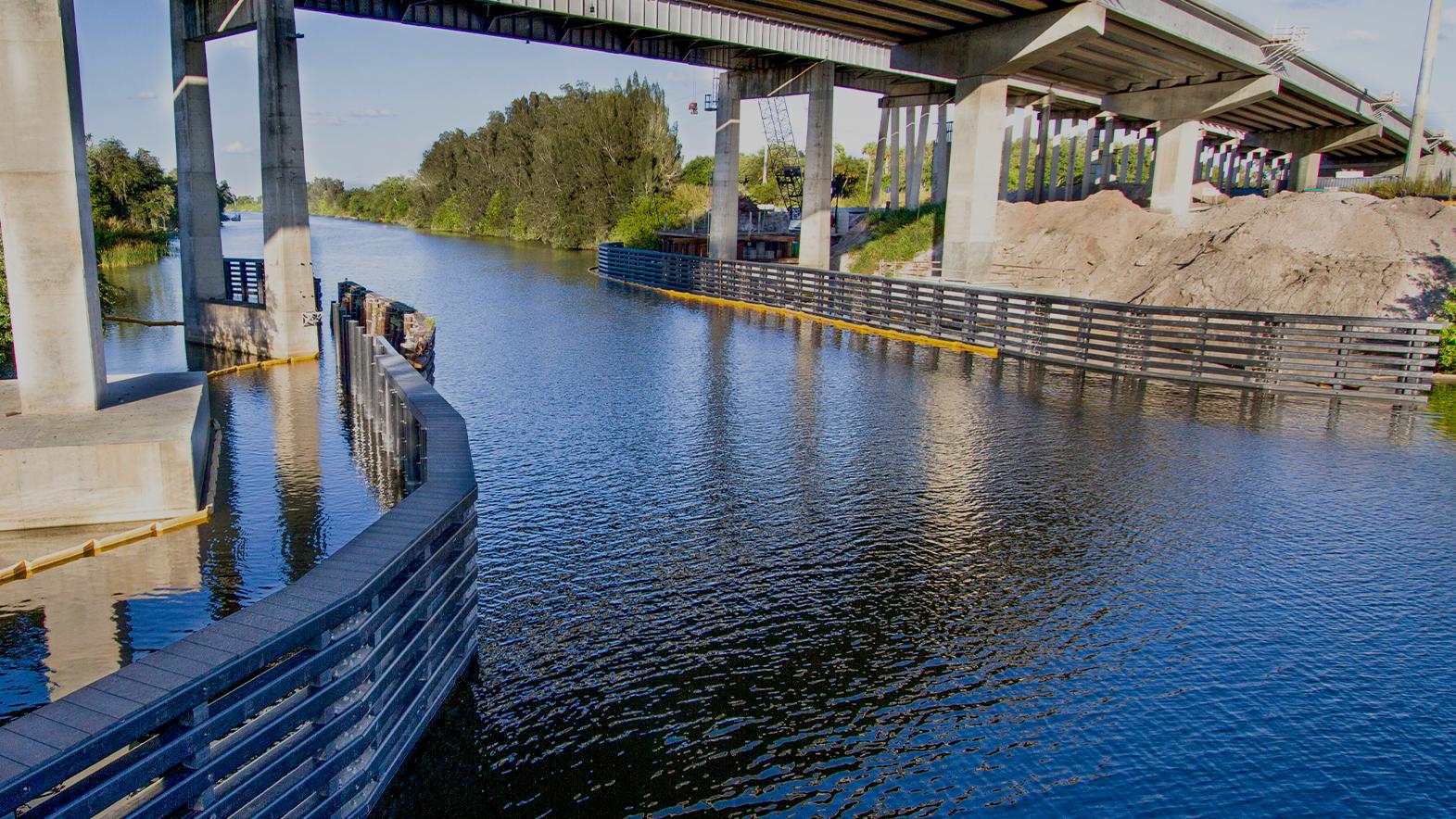 bridge fender system