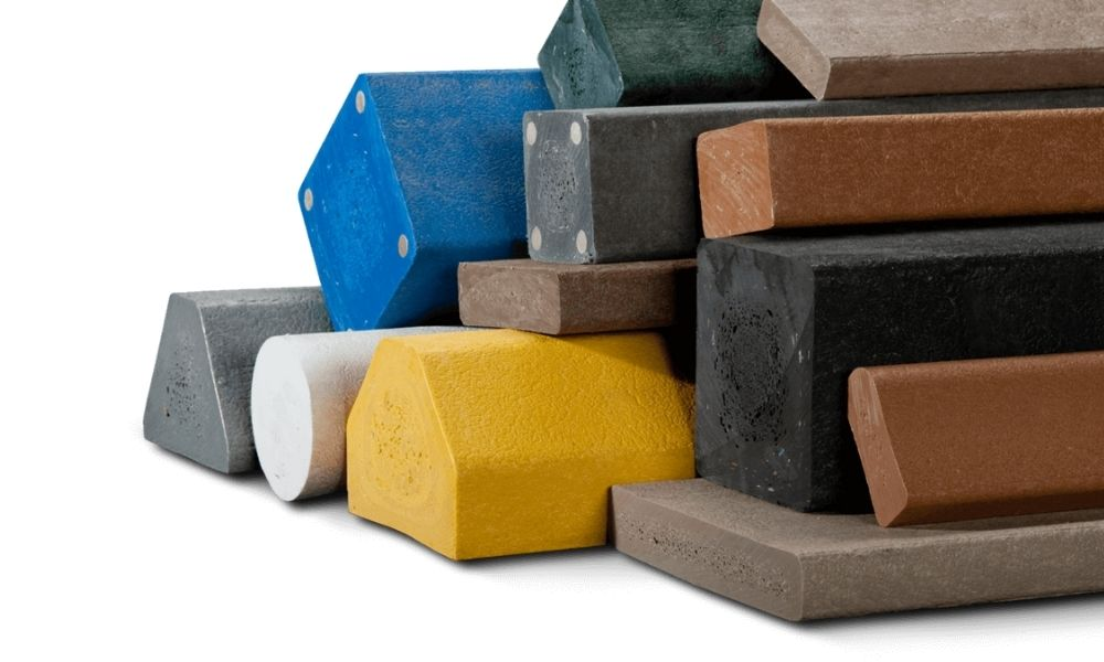Industrial Plastics: The Fall of Wood, Metal & Concrete